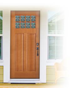 Bullseye Door Lite Wood  sc 1 st  Georgetown Door Lite Home & Georgetown Door Lite - Wood Doors